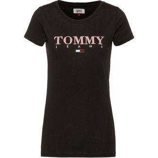 Tommy Jeans T-Shirt Damen tommy black