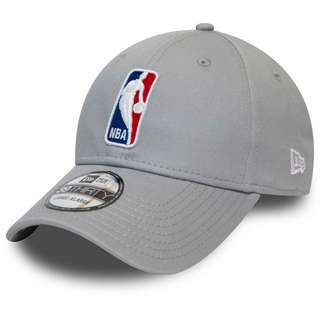 New Era 39Thirty NBA Cap grau