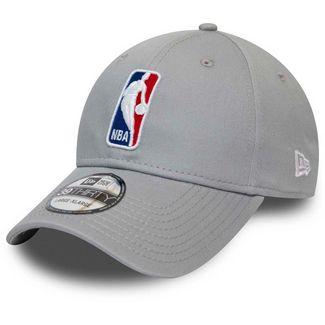 New Era 39Thirty NBA Cap grau