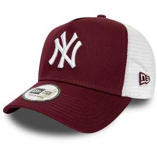 New Era A-Frame Trucker New York Yankees Cap  weinrot