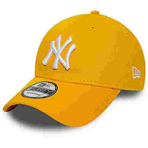 New Era 9Forty New York Yankees Cap gelb