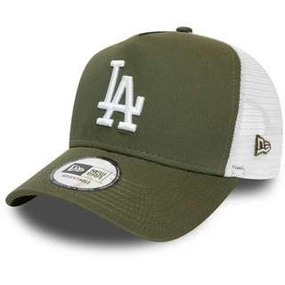 New Era A-Frame Trucker Los Angeles Dodgers Cap oliv