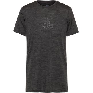 OCK Merino T-Shirt Herren anthrazit
