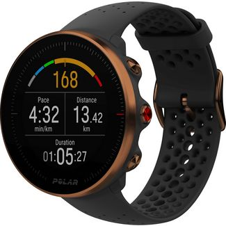 Polar Vantage M Sportuhr black-copper