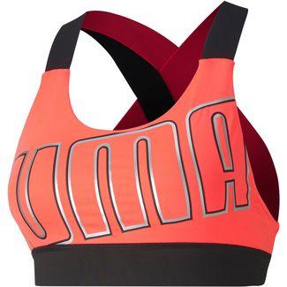 PUMA Feel It Sport-BH Damen ignite pink-bright rose