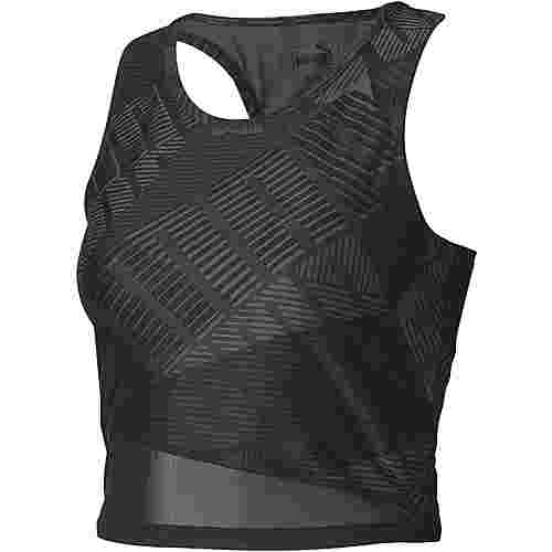 PUMA Be Bold Croptop Damen puma black-print