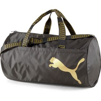 PUMA Sporttasche Damen puma black-metallic gold