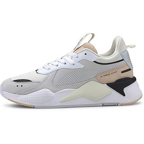 PUMA RS X Reinvent Sneaker Damen puma white natural vachetta