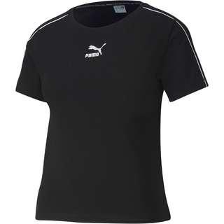 PUMA Classics T-Shirt Damen puma black