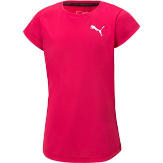 PUMA Funktionsshirt Kinder bright rose