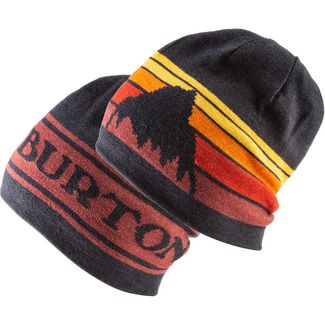 Burton Billboard Beanie sparrow-true black