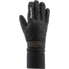Roeckl GORE-TEX® Glove Fahrradhandschuhe schwarz