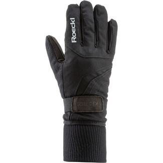 Roeckl GTX Glove Fahrradhandschuhe schwarz