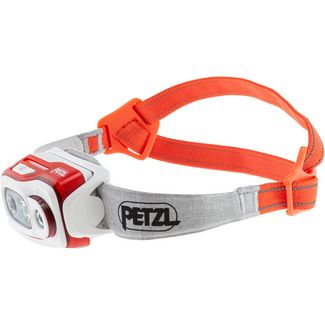 Petzl Swift RL Stirnlampe LED orange