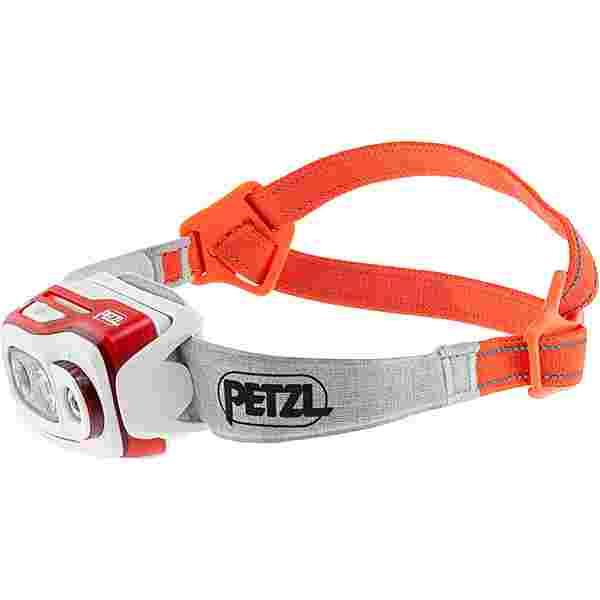 Petzl Swift RL Stirnlampe LED orange