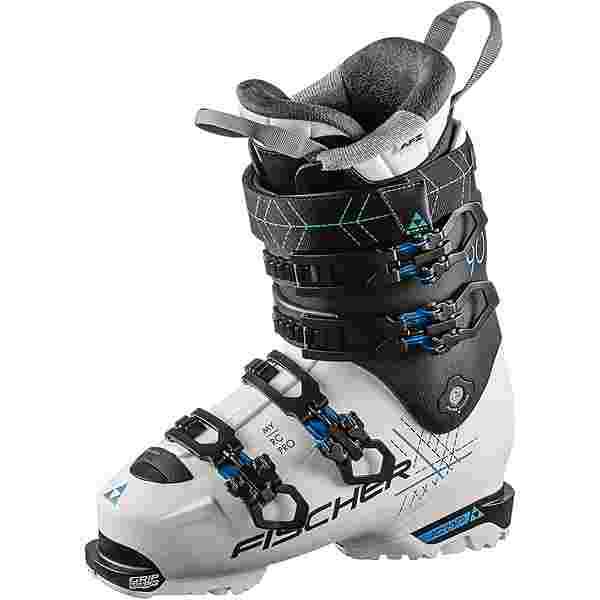 Fischer My RC Pro W 90 Vacuum Skischuhe Damen weiß-schwarz