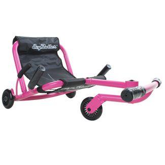EzyRoller Classic Kinderfahrzeug Dreirad Trike Fun Scooter Kinder pink