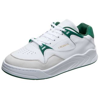Lacoste Court Slam 319 Sneaker Herren weiß / grün