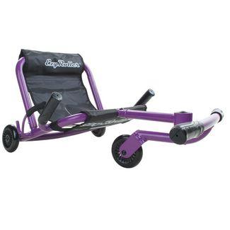EzyRoller Classic Kinderfahrzeug Dreirad Trike Fun Stuntscooter lila
