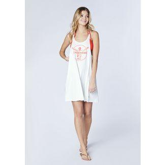 Chiemsee Jerseykleid Jerseykleid Damen Bright White