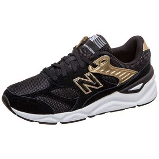 NEW BALANCE X-90 Sneaker Damen schwarz