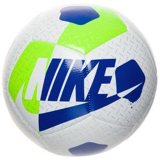 Nike Street Akka Fußball Herren weiß / türkis