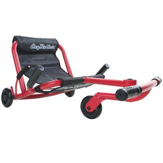 EzyRoller Classic Kinderfahrzeug Dreirad Trike Fun Stuntscooter Kinder rot