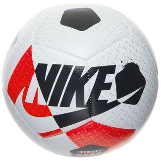 Nike Street Akka Fußball Herren weiß / rot