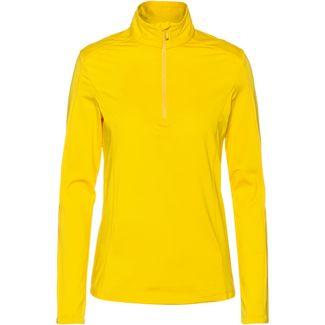 CMP Funktionsshirt Damen yellow
