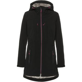 ICEPEAK Bloomer Softshelljacke Damen black