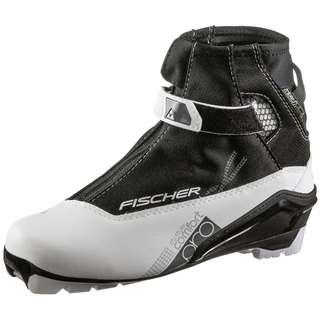 Fischer XC COMFORT PRO MY STYLE Langlaufschuhe Damen schwarz-weiß