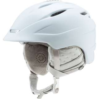 Giro Sheer Skihelm Damen matte white cross stitch