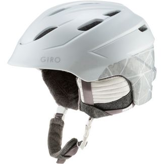 Giro Decade Skihelm Damen matte white tile