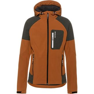 ICEPEAK Danbridge Softshelljacke Herren fudge