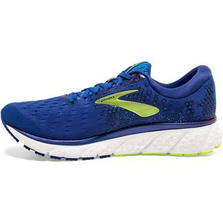 Brooks Glycerin 17 Laufschuhe Herren mazarine-blue-nightlife