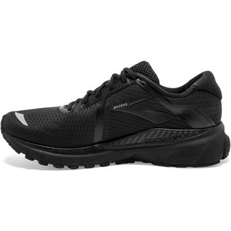 Brooks Adrenaline GTS 20 Laufschuhe Herren black-grey