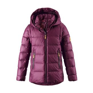 reima Minna Daunenjacke Kinder Deep purple