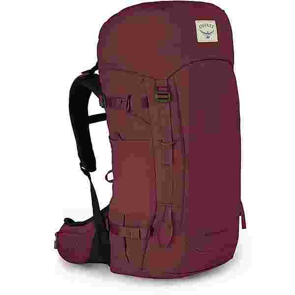 Osprey Archeon 45 W's Wanderrucksack Damen mud red