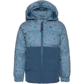 COLOR KIDS Seik Wanderjacke Kinder stellar