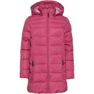 COLOR KIDS Kenya Parka Kinder malaga-rose