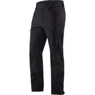 Haglöfs Rugged Mountain Pant Trekkinghose Herren True Black Solid Short