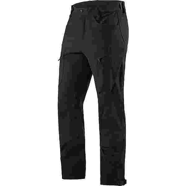 Haglöfs Rugged Mountain Pant Trekkinghose Herren True Black Solid Short