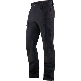 Haglöfs Rugged Mountain Pant Trekkinghose Herren True Black Solid Long