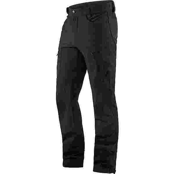 Haglöfs Rugged Mountain Pant Trekkinghose Herren True Black Solid Long