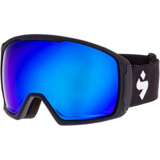 Sweet Protection Clockwork MAX RIG Skibrille matte black