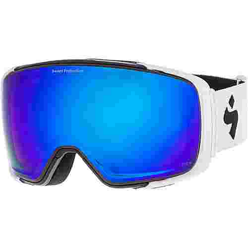 Sweet Protection Interstellar BLI Skibrille satin white