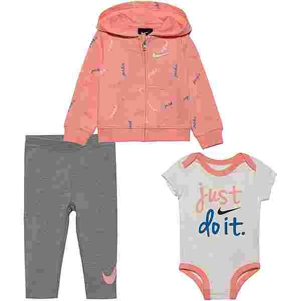 Nike JDI Toss Trainingsanzug Kinder dark-grey-heather
