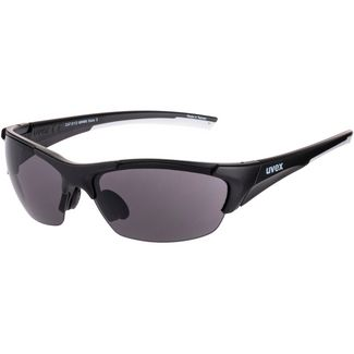 Uvex blaze III Sportbrille black mat