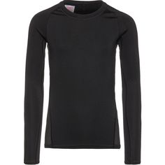 adidas YB ASK SPR LS Funktionsshirt Kinder black