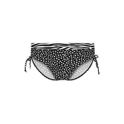 Lascana Bikini Hose Damen schwarz-weiß